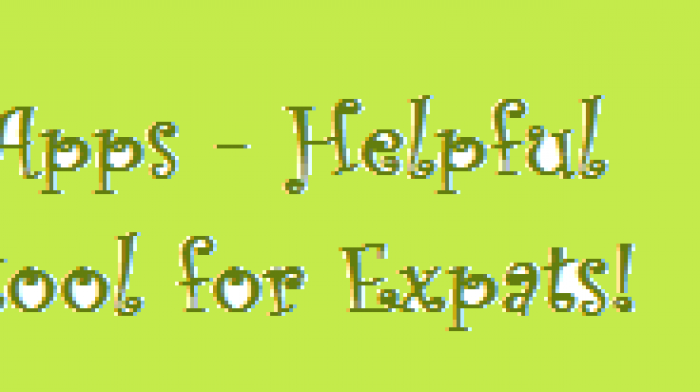 Apps – helpful tools for expats