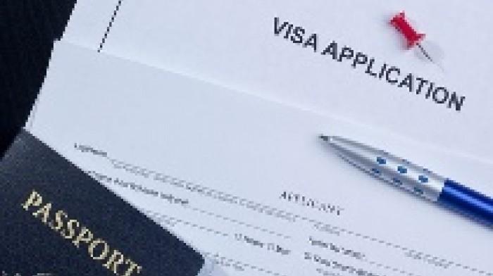 Antragstellung im Inland für visafreie Drittstaatsangehörige
